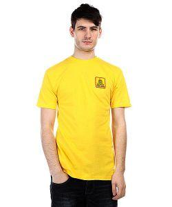 Analog | Футболка Aloha Ss Yellow