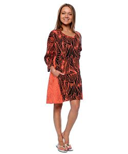 Nikita | Платье Женское Dazzling Hot Coral