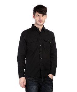 Creature   Рубашка Coroner Black