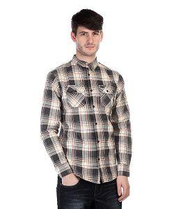 Globe | Рубашка В Клетку Corsair Shirt Black
