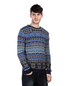 Globe | Свитер Ross Sweater Blue