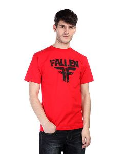 Fallen | Футболка Fracture Blood Red