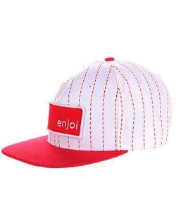 Enjoi | Бейсболка Roids White
