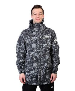 Grenade | Куртка Jacket Tragedy Black