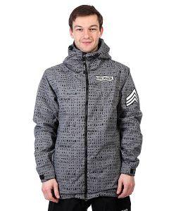 Grenade | Куртка Matrix Jacket Grey