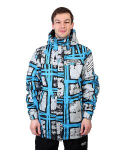 Grenade | Куртка Mens Jacket Doomstripes Blue
