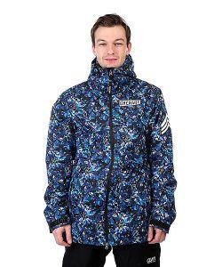 Grenade | Куртка Shrapnel Jacket Blue