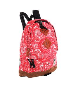 Trainerspotter | Рюкзак Paisley Daypack Red
