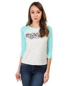 Dcshoes | Лонгслив Dc Shoes T-Rose Raglan C Light Heather