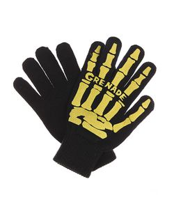 Grenade | Перчатки Scull Hand Glove Yellow