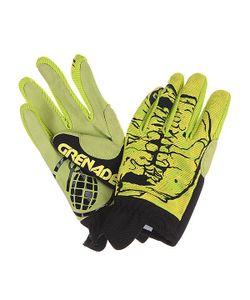 Grenade | Перчатки Skull Glove Green
