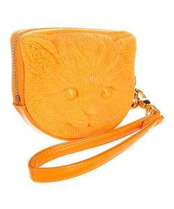 ADAMO   Сумка Женская 3d Tuna Kitten Bright Orange