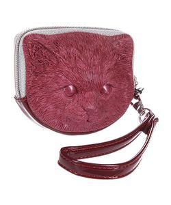 ADAMO   Сумка Женская 3d Tuna Kitten Titanic Red