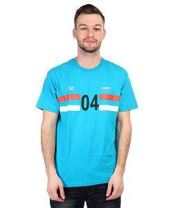 Fourstar | Футболка Sport 04 Premium Turq Blue