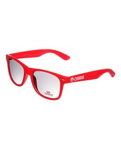 Osiris   Очки De La Locs Sunglasses Red/Blue/Chrome