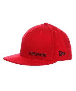 Grenade | Бейсболка New Era Rear Cropper Newera Red/Black