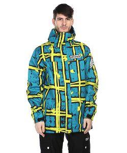 Grenade | Куртка Mens Jacket Doomstripes Slime