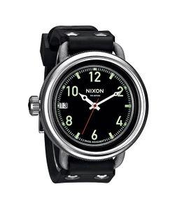 Nixon | Часы October Black