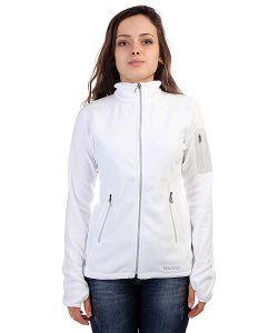 Marmot | Толстовка Сноубордическая Женская Wms Flashpoint Jacket White