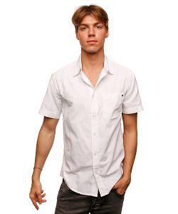 Globe | Рубашка Whack Jack Shirt White