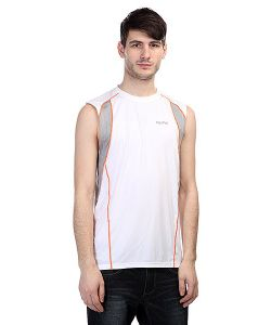 Marmot | Майка Interval Sleeveless White