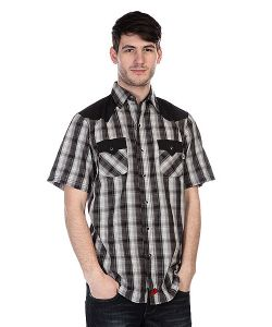 Independent | Рубашка В Клетку Ch Winchester Collared Grey Plaid