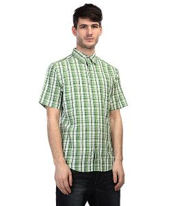 Marmot | Рубашка В Клетку Baywood Green Lichen