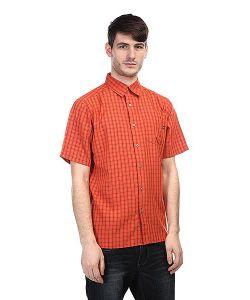 Marmot | Рубашка В Клетку Eldridge Rusted Orange
