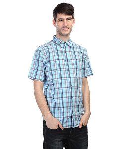 Marmot | Рубашка В Клетку Newport Crystal Blue