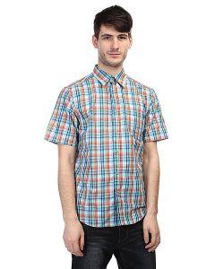 Marmot | Рубашка В Клетку Waldron Crystal Blue