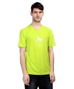 Marmot | Футболка Mdot Grid Tee Green Lime