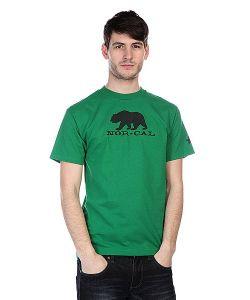Nor Cal | Футболка Black Bear Kelly Green