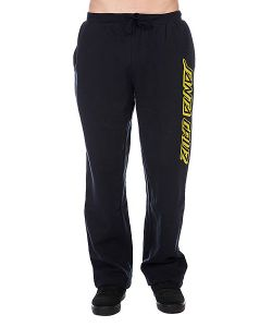Santa Cruz | Штаны Широкие Classic Strip Sweat Pant Navy
