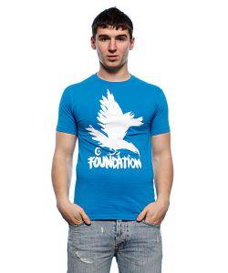 Foundation | Футболка F-Ink Crow Turquoise