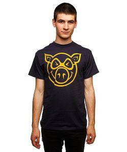 Pig | Футболка Basic Slimfit Navy