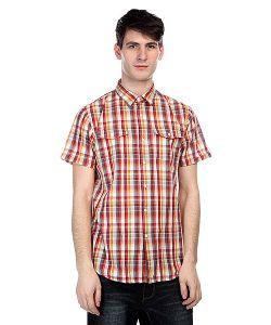 Globe | Рубашка В Клетку Swanston Shirt Ketchup