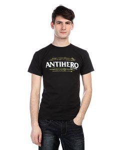 Antihero | Футболка Scummier Bag Black