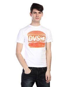 Dvs | Футболка Super Size White