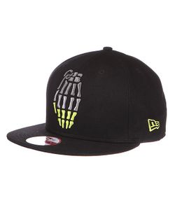 Grenade | Бейсболка New Era Skullbomb Max Snap Black