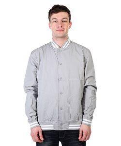 Urban Classics | Бомбер Summer Cotton College Jacket Light-Grey