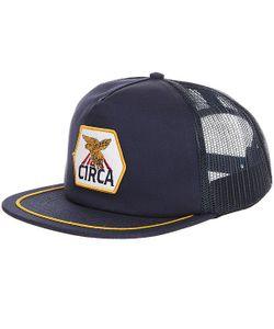Circa | Бейсболка С Сеткой Ranger Mesh Snap Back Navy/