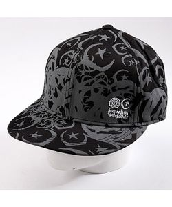 Foundation | Бейсболка New Era Infest Fit Newera Black/Grey
