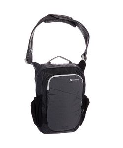 PacSafe | Сумка Venturesafe 300 Gil Black/Grey
