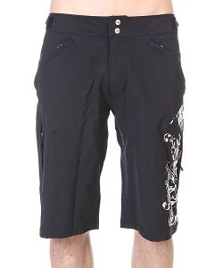 Animal | Шорты Soft Shell Bike Short - Mid Weight. True Black