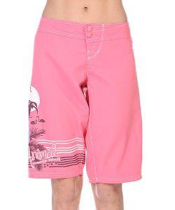 Animal | Шорты Пляжные Женские Knee Length Boardshort Pink