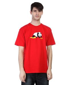 Enjoi | Футболка Panda Pee Red