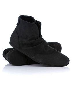 Gravis   Кеды Кроссовки Высокие Rieder Boot Suede Black