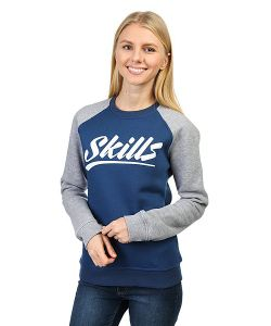 Skills | Толстовка Классическая Женская College