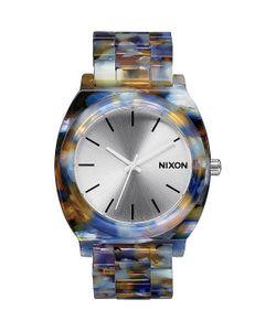 Nixon | Кварцевые Часы Time Teller Acetate