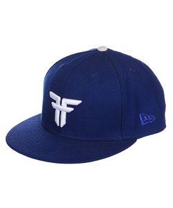 Fallen | Бейсболка Trademark New Era Royal/White